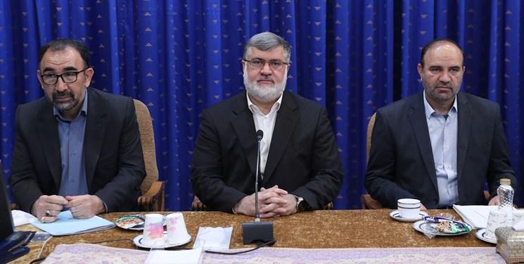 رأی اعتماد هیئت وزیران به استانداران خراسان رضوی، آذربایجان شرقی و غربی