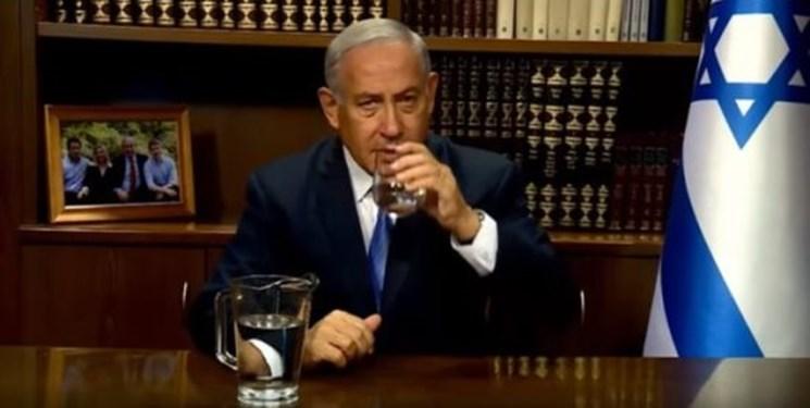 نتانیاهو خواهان عدم ارسال آب بیشتر به اردن شد